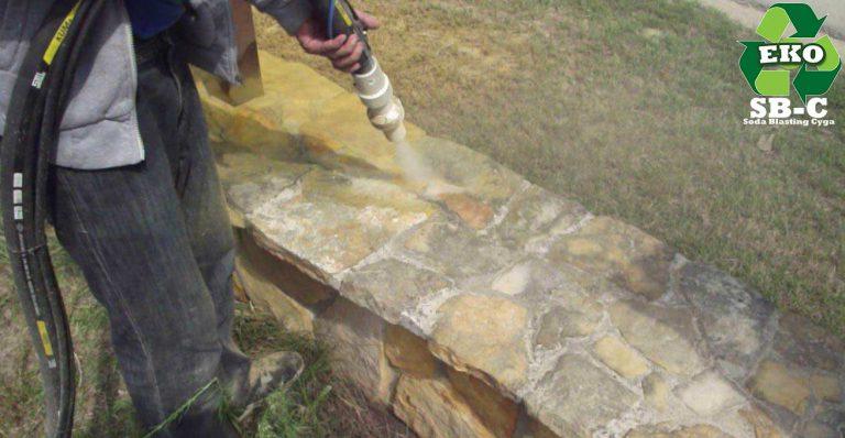 piaskowanie-kamienia-ogrodzenie