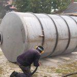 Szkiełkowanie-stali-zbiornik-silos