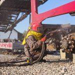piaskowanie-aluminium-przyczepa-ciężarowa