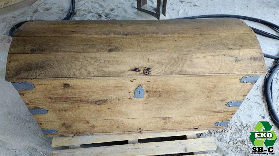 Piaskowanie drewna – renowacja powierzchni drewnianych